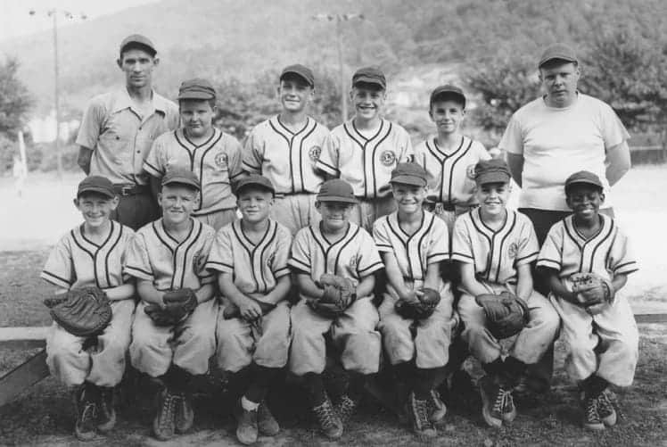 The 1951 little league team from Norton, Virginia, was one of the first teams in the state to expressly allow black athletes.