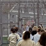 Inmates at the Washington Corrections Center in Purdy, Washington. Photo by Dean J. Koepfler/AP.