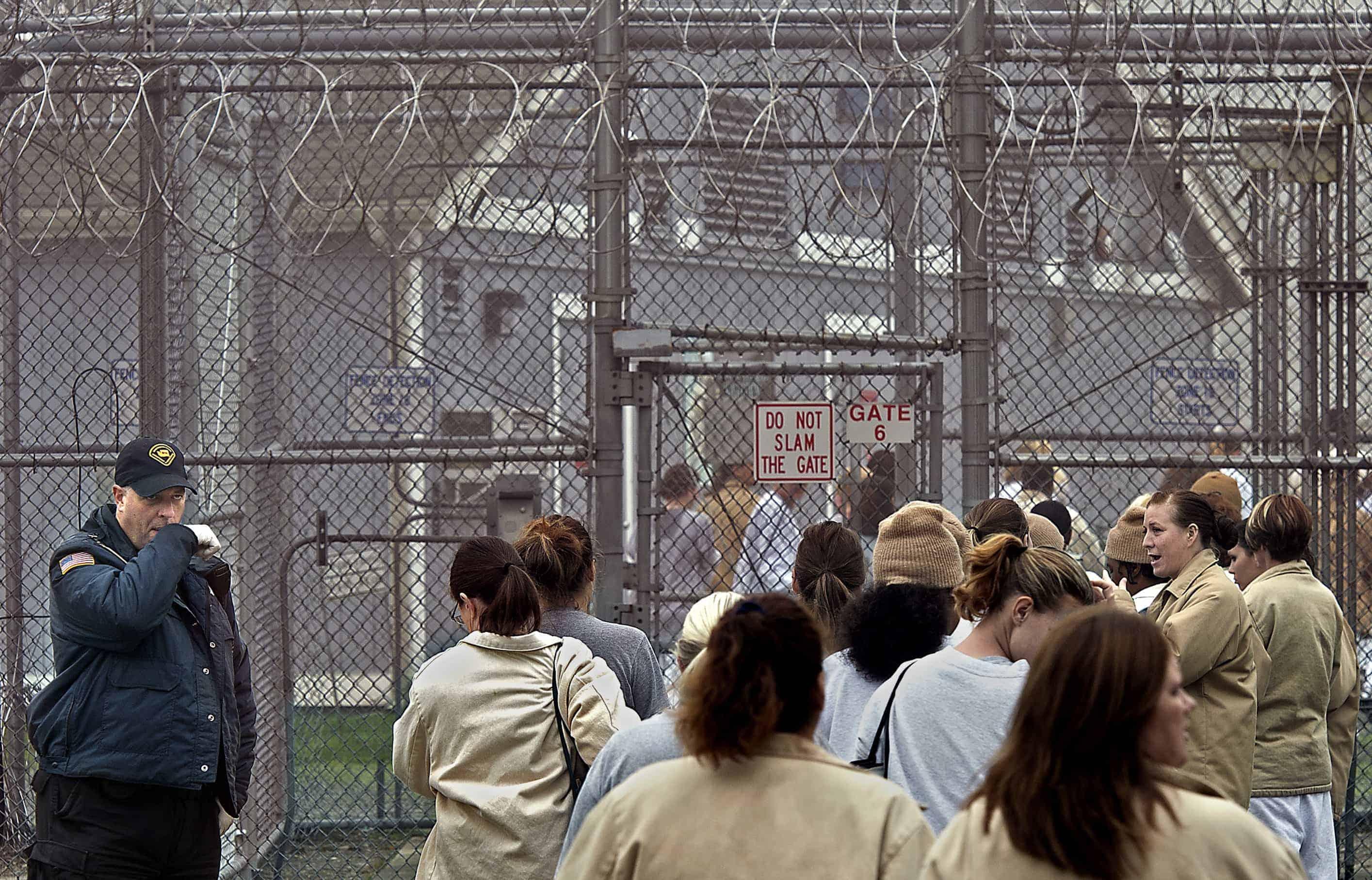 Prison Space
