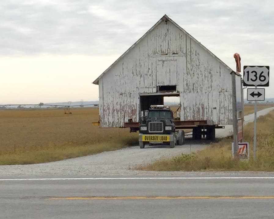 Ag at the crossroads: When farming moves overseas, it's not as if American farmers can follow. (Photo by Richard Oswald)
