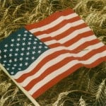 flag wheat photo 001
