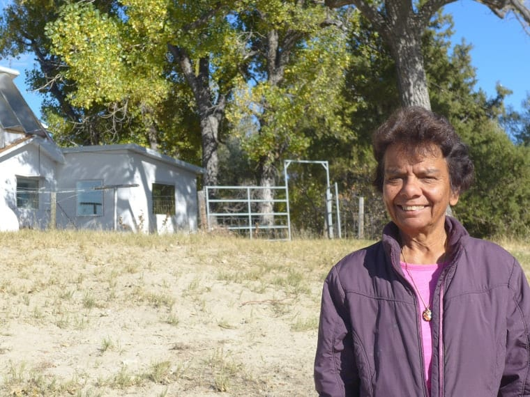 Bernie Barlow, Wyoming, ranched with her husband for more than 30 years until he died suddenly in 2000. Friends and family assumed she would sell the ranch but instead she expanded.