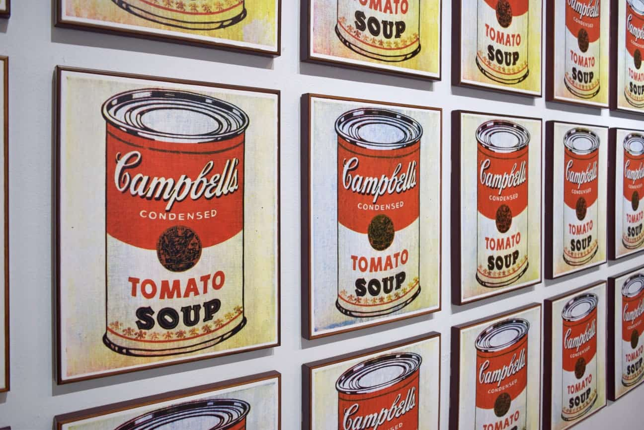 Campbell's Soup supports labeling of food containing GMO ingredients. Photo by andywarhol1962/Flickr