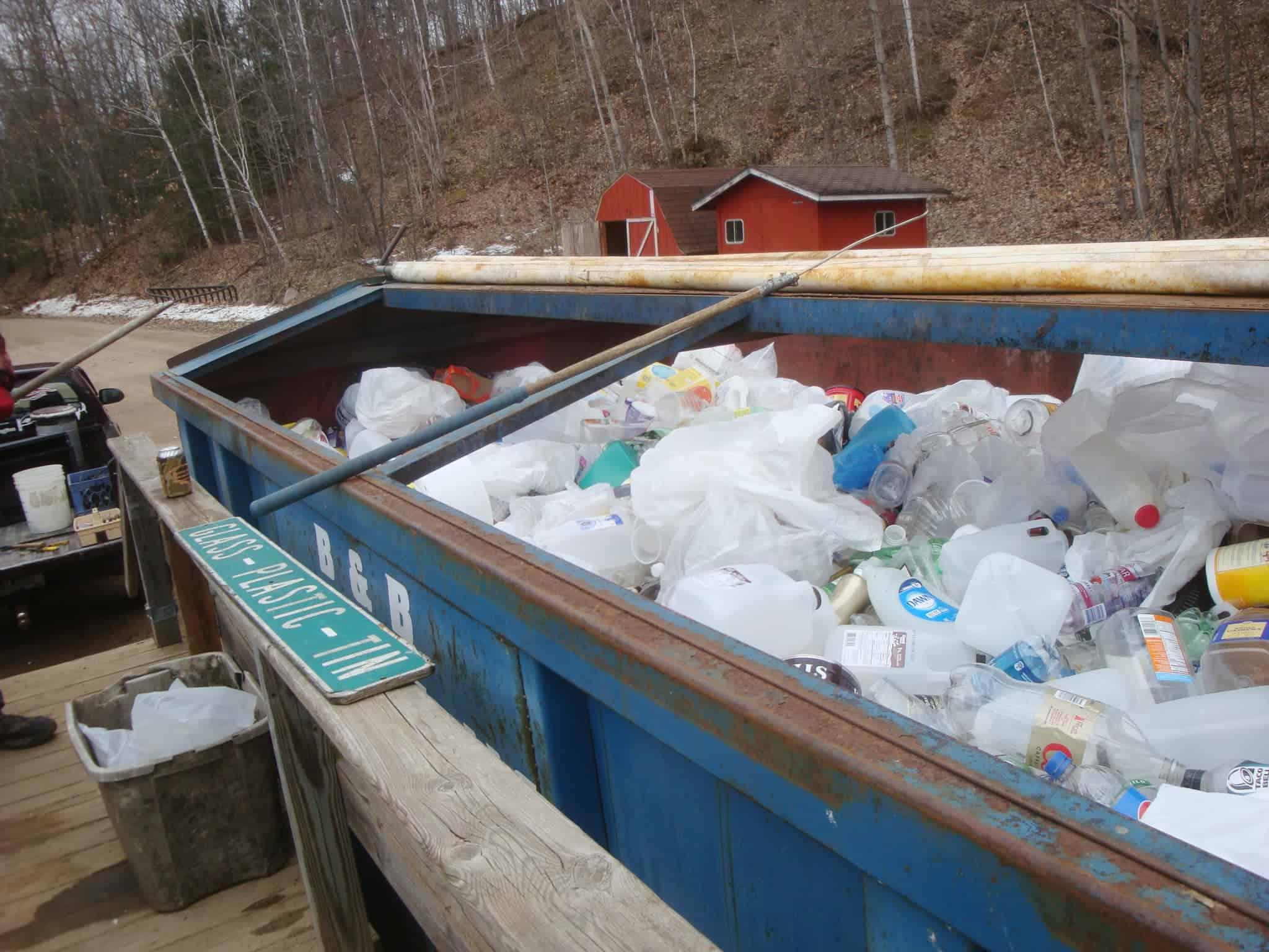 4 Recycling Bin