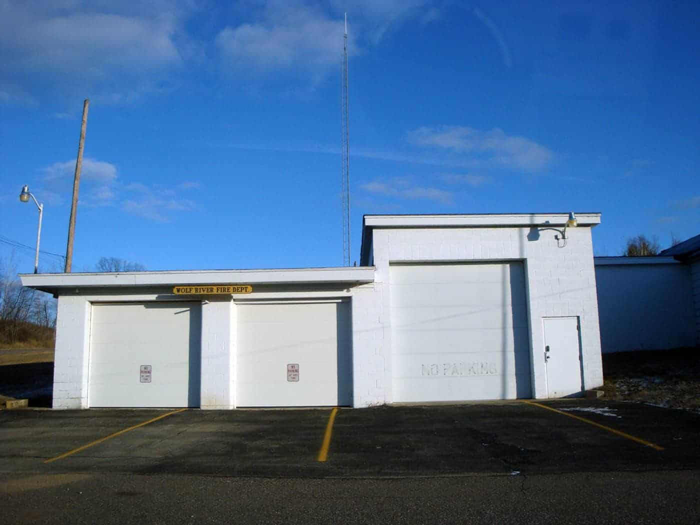2 – Wolf River Fire Department