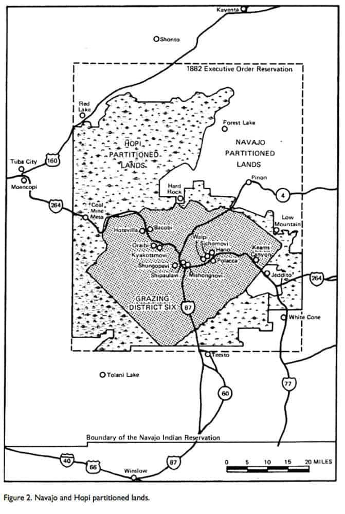 Navajo Hopi