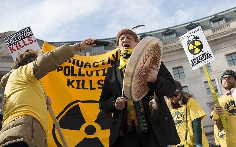 Uranium Pollution