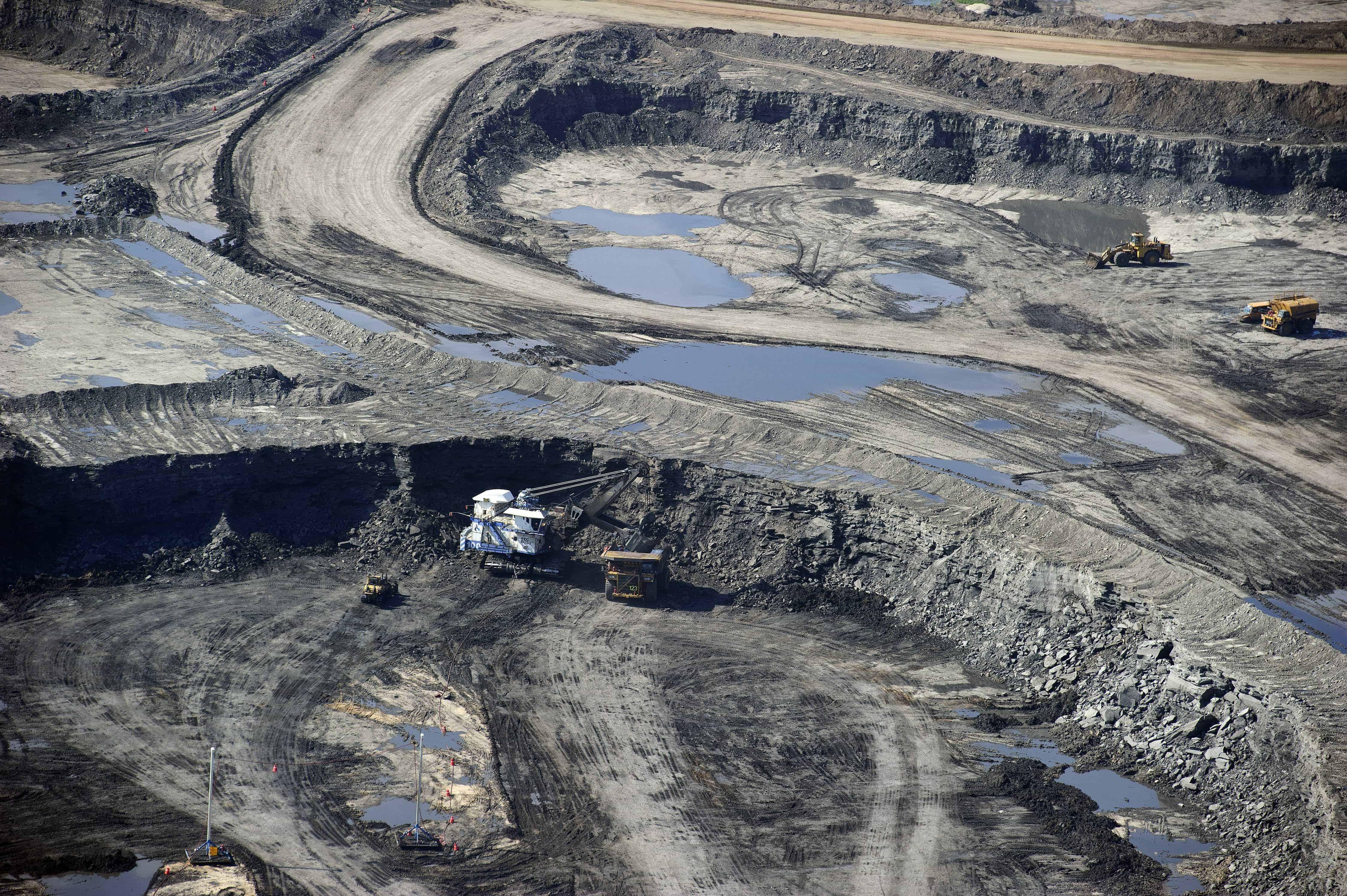 CNRL Oil Sands 20110630