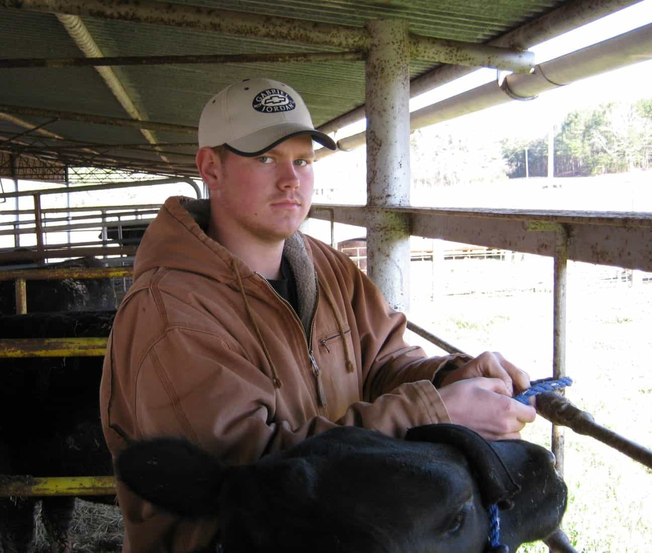 Micah Tinkle grew up in Woodville, a town of 2,415 in east Texas. His grandfather owned a farm.