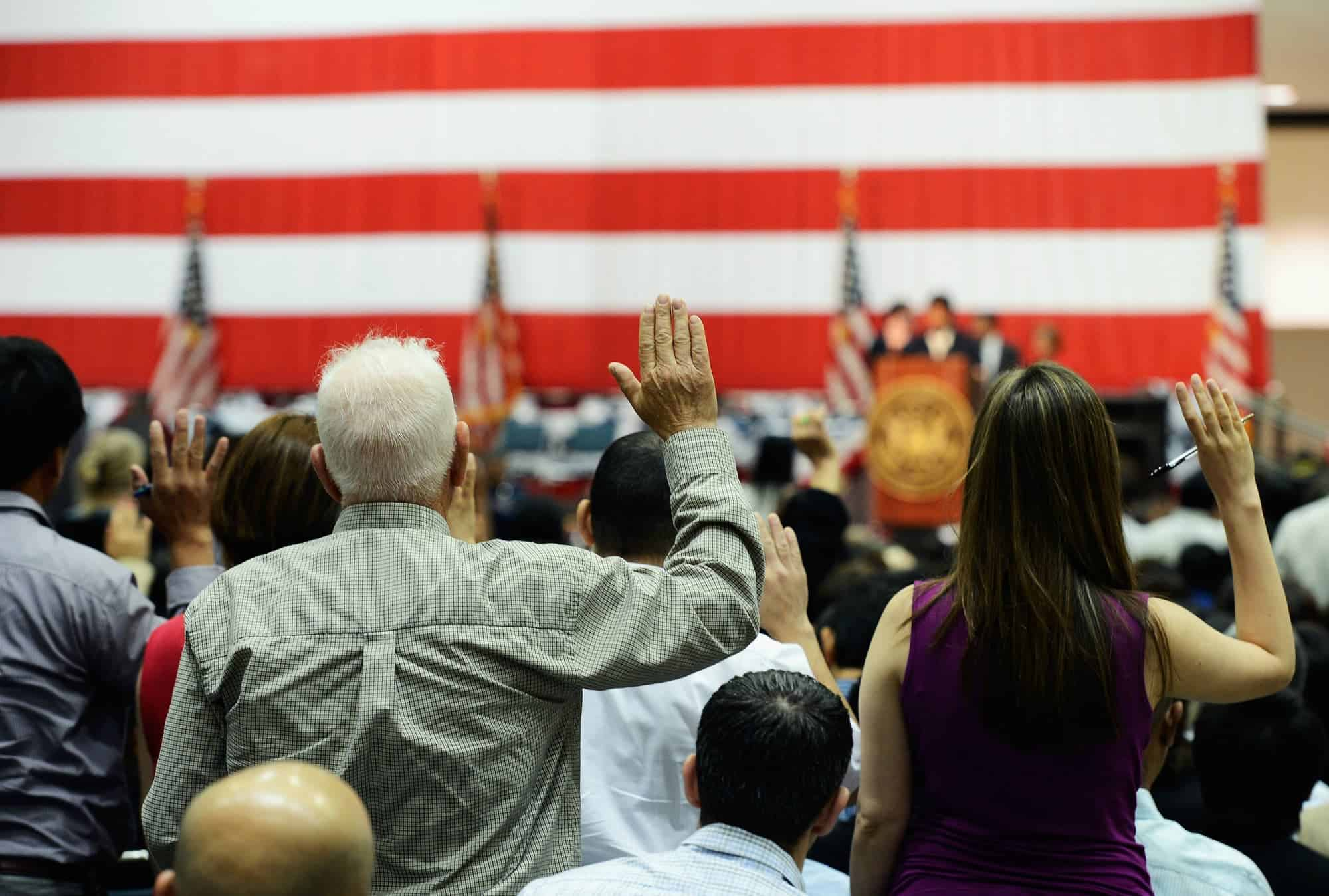 Should people who are already a citizen take the U.S. Citizenship Test?