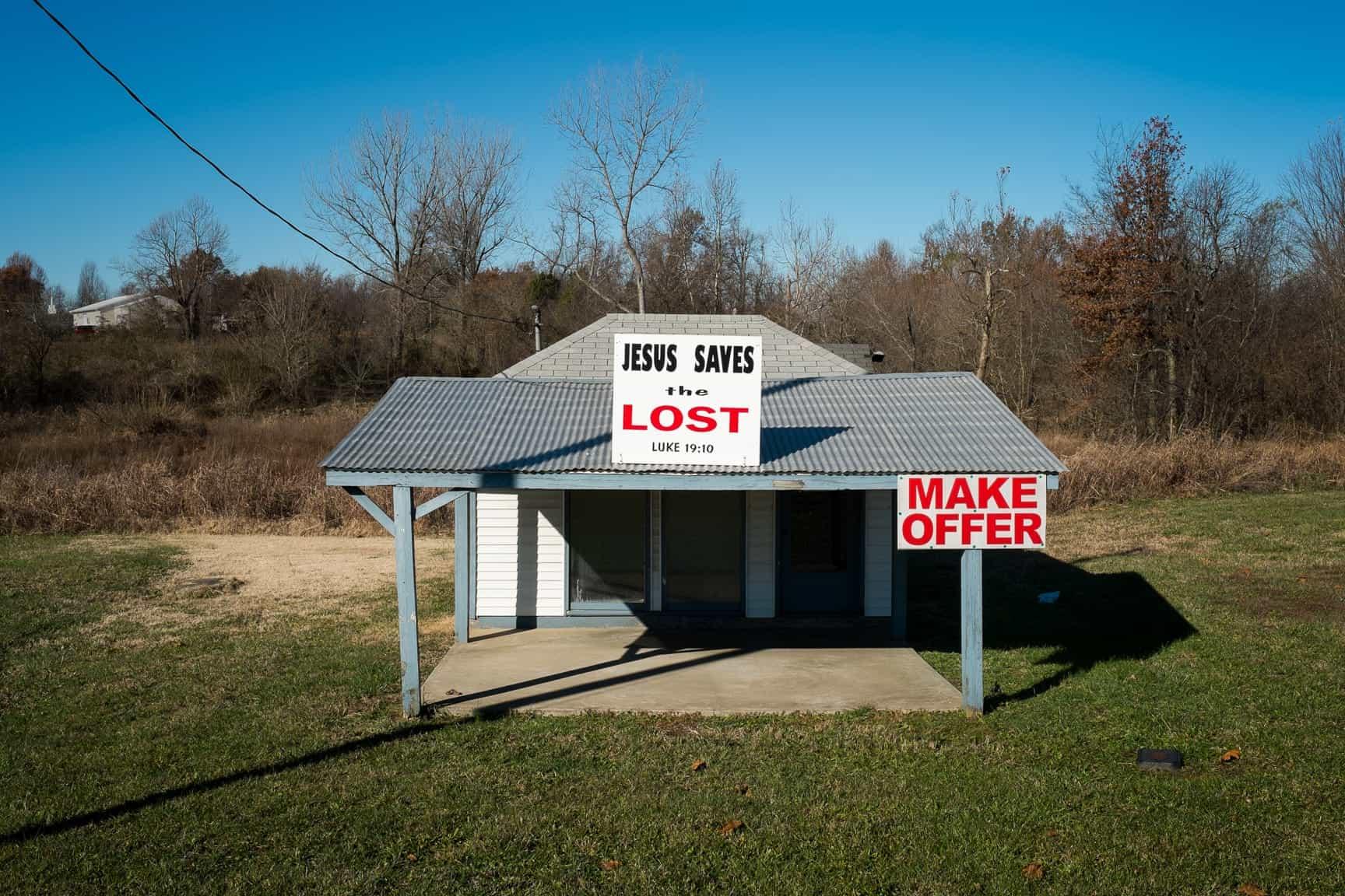 Kentucky. All photos by Carl Corey