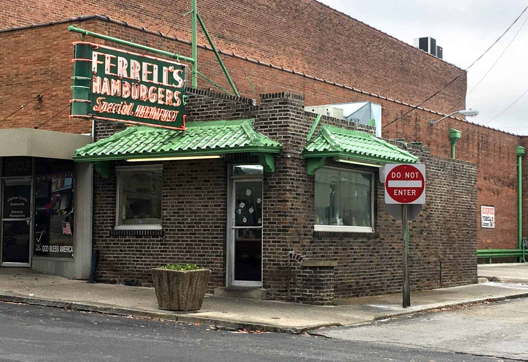 Ferrell's Diner is gearing up for the population-multiplying crowd that's expected to swarm the town for August's solar eclipse. Photo by Terena Bell