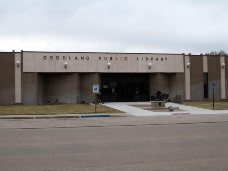 Goodland Public Library in Goodland, Kansas.