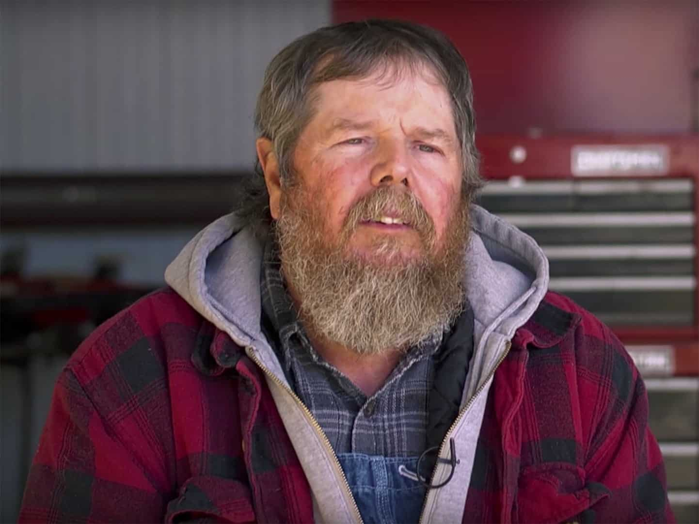 Darvin Bentlage is a fourth-generation farmer from Golden City, Missouri. He was uninsured before the ACA and featured in a video from the Department of Health and Human Services supporting the law. (Department of Health and Human Services website)