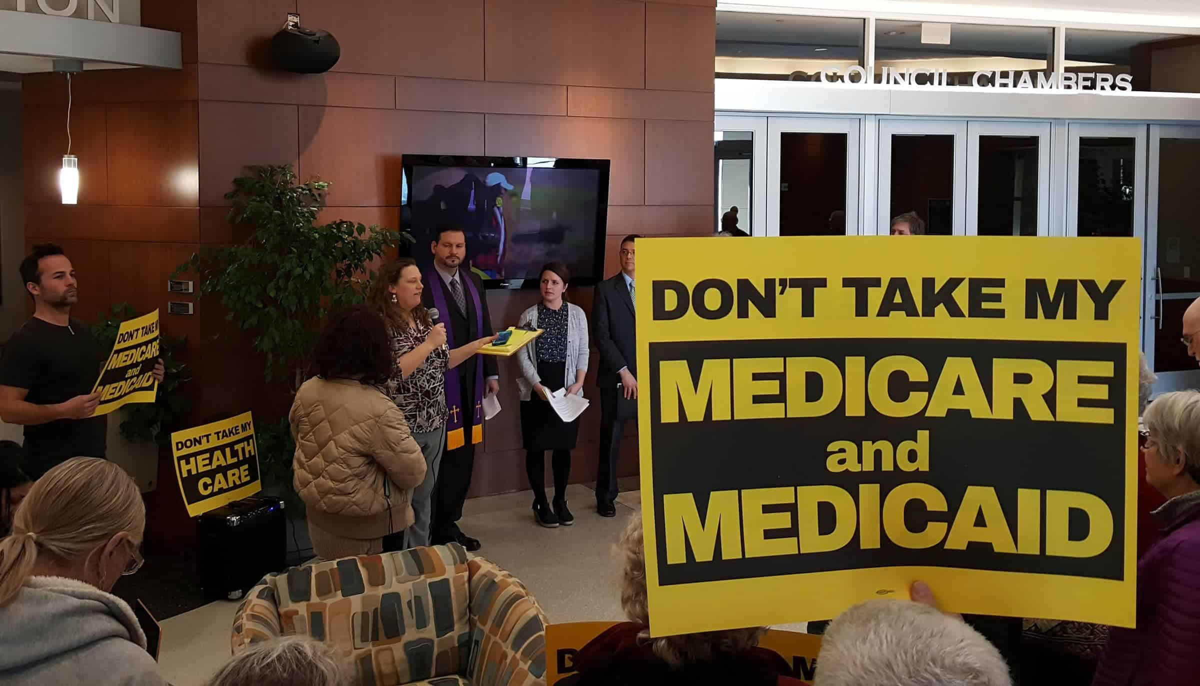 People In Missouri Fight To Keep Their Medicare And Medicaid Benefits In  The Face Of The