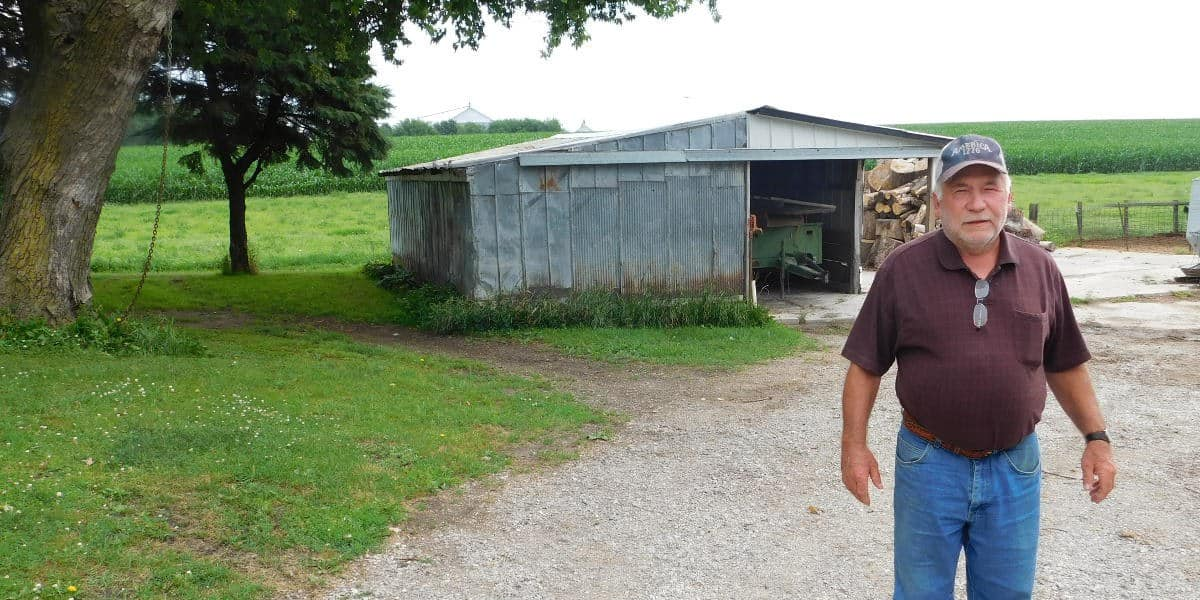 Cheap bacon and bigger barns turn Iowa inside out - Daily Yonder