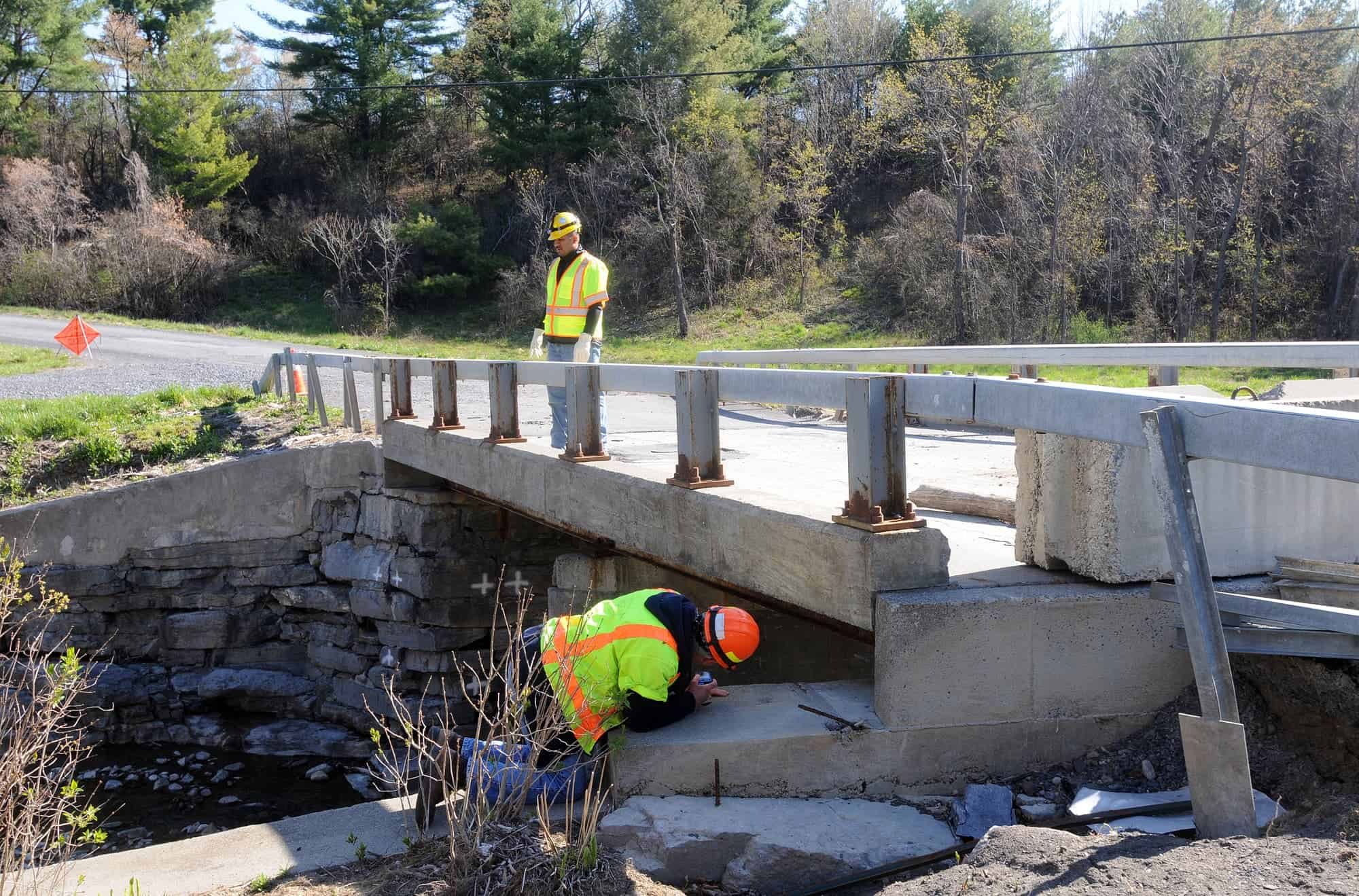 NY Rural Bridge Repair to be completed