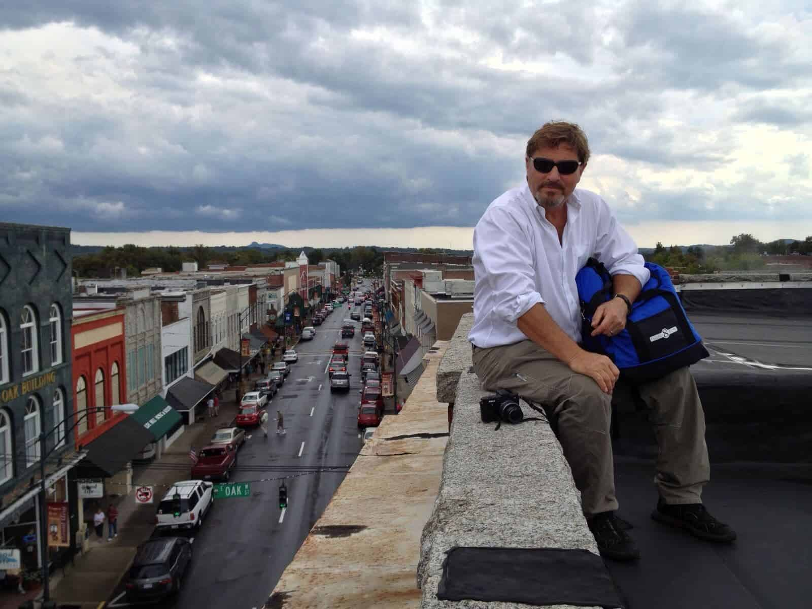 Bill Hayes on roof_preview