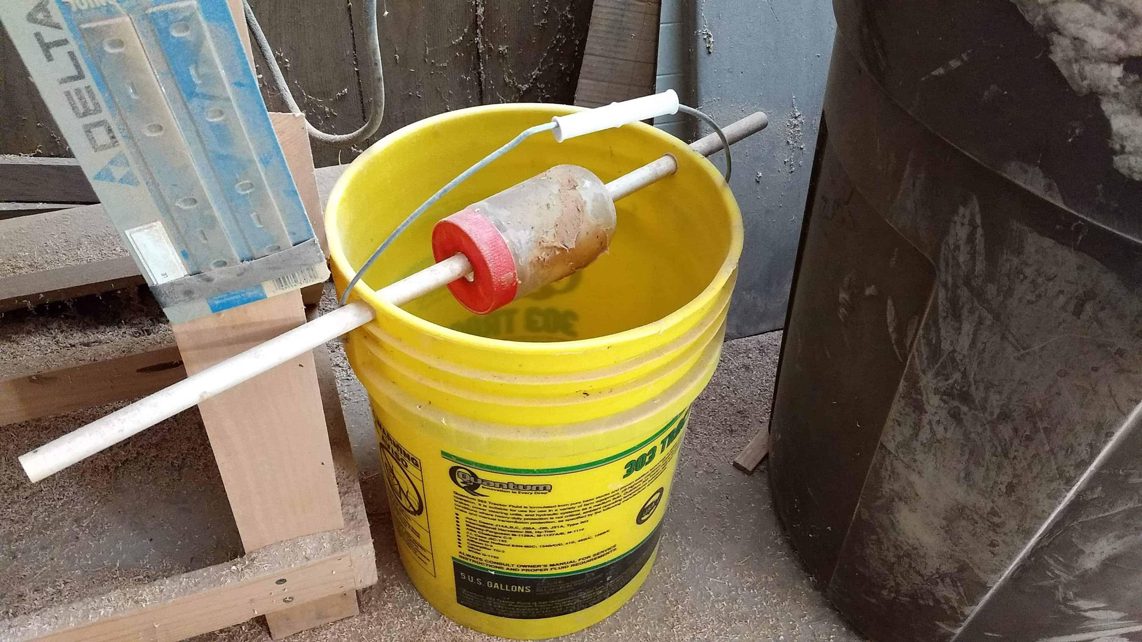 5 – bucket trap