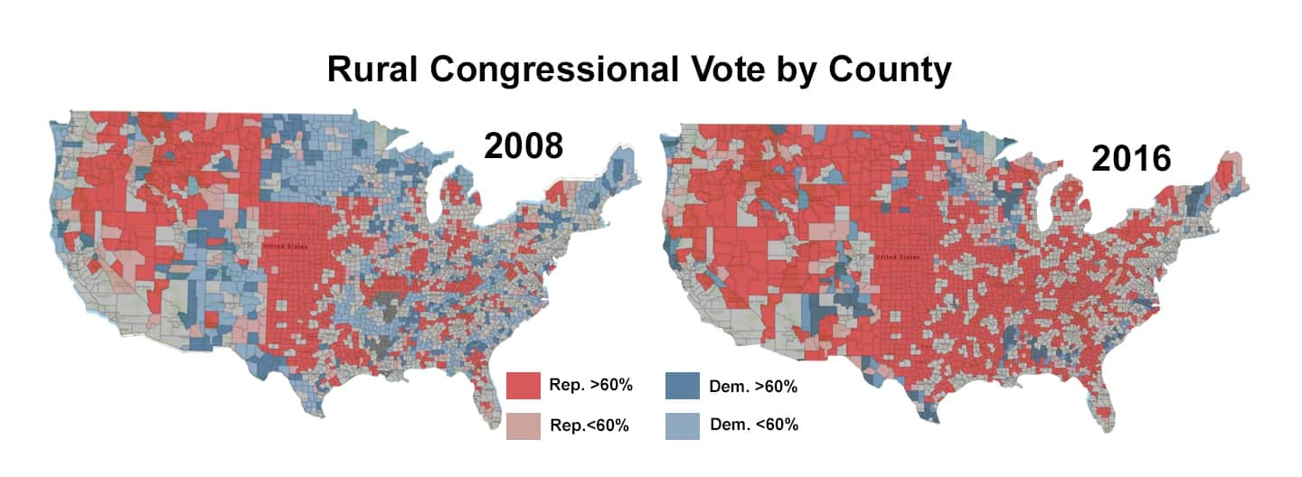2008 and 2016 congress