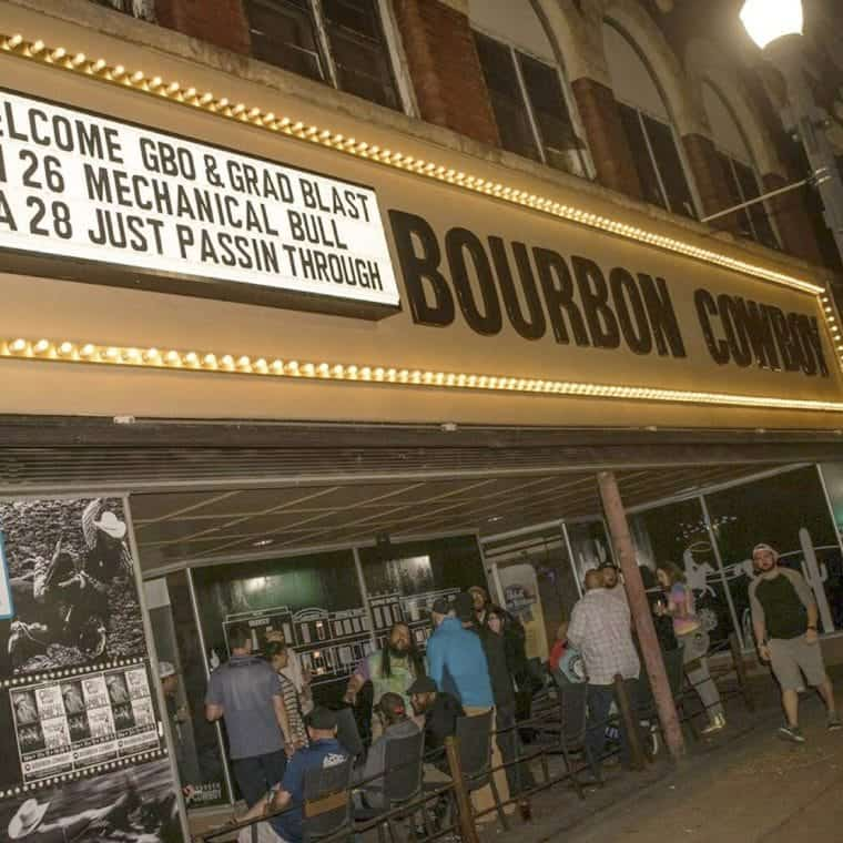 At Emporia's Bourbon Cowboy Bar, A Woman Who Stayed Ahead