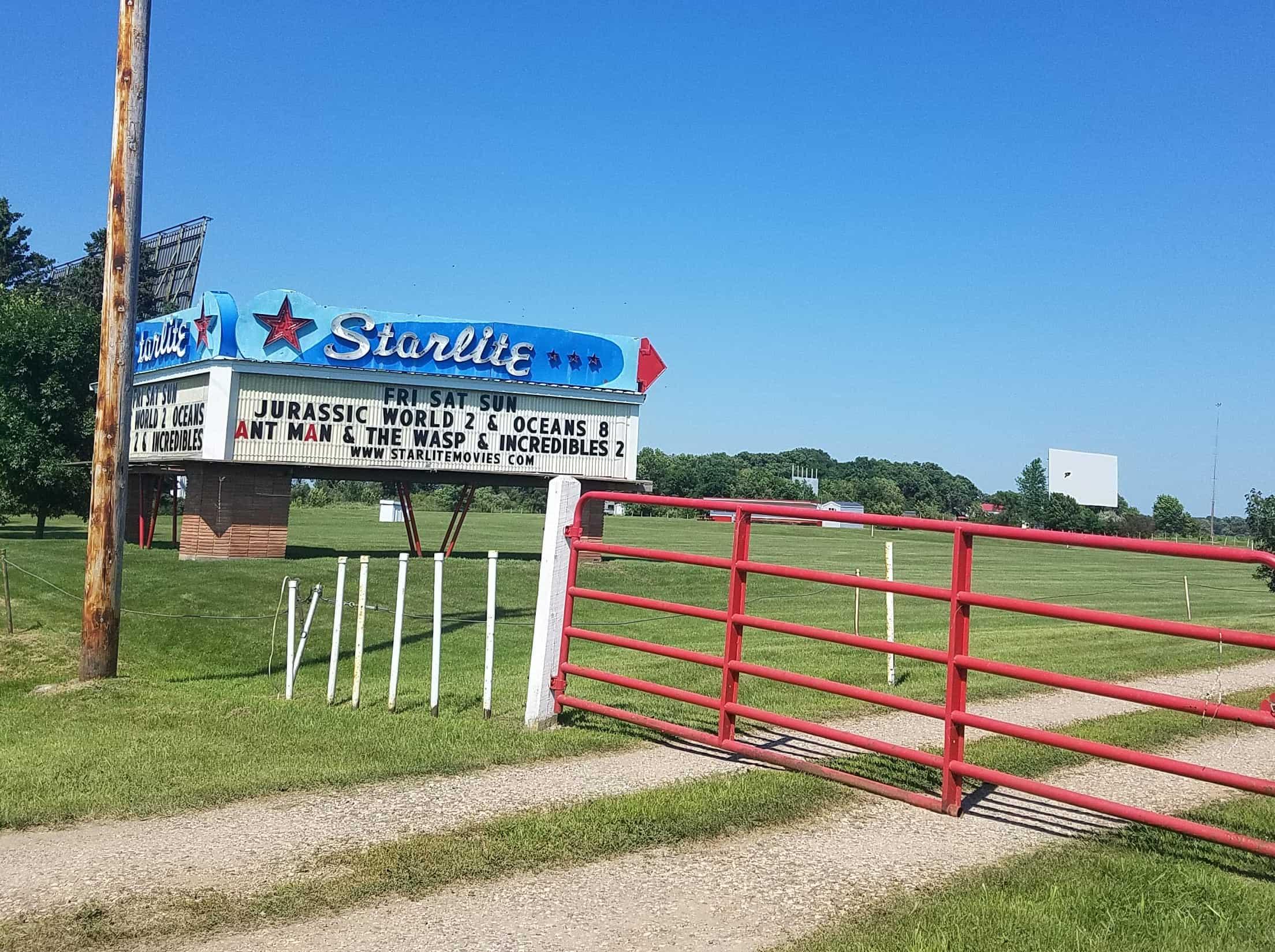 The Starlite Drive-in. (Photo provided)