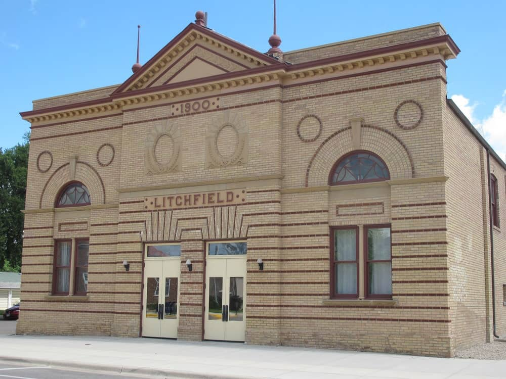 Litchfield Opera House. (Photo: www.litchfieldoperahouse.com)