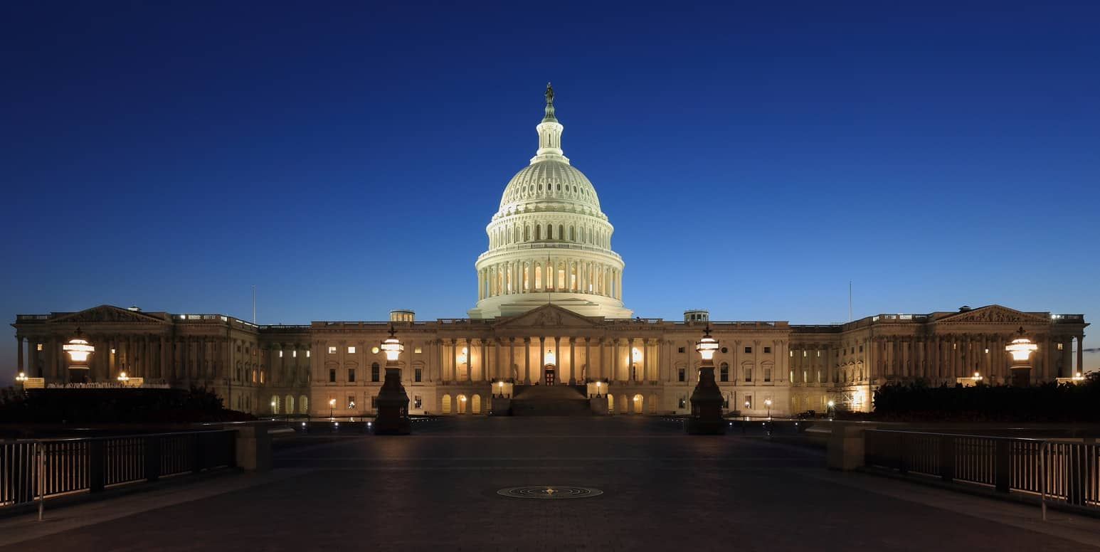 """Capitol at Dusk,"" photo by Martin Falbisoner. Creative Commons"