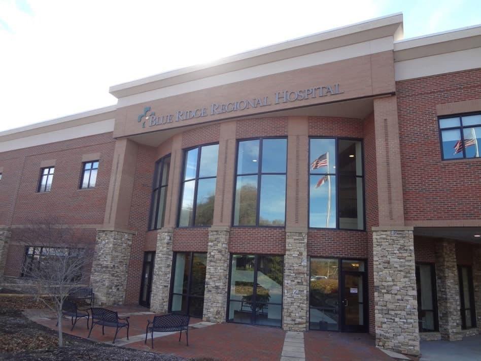 Blue Ridge Regional Hospital