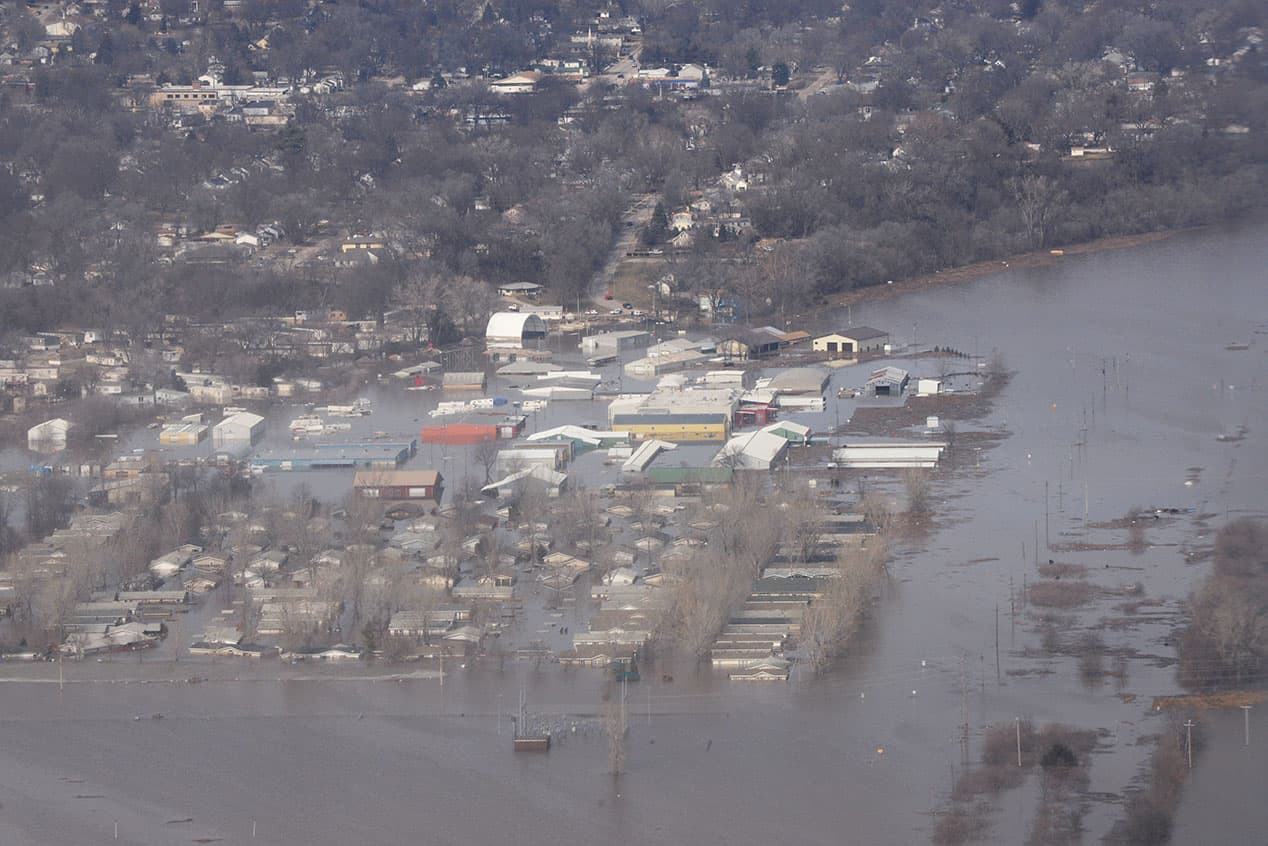 Midwest Flooding Hits Hard - Aging Infrastructure Bears the