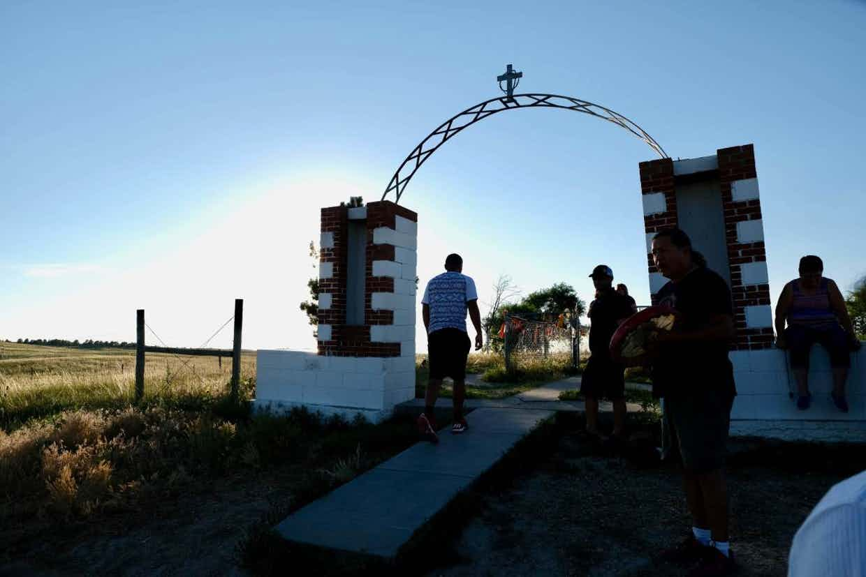 Members of Oglala Lakota Tribe Question 'Voluntourism' and