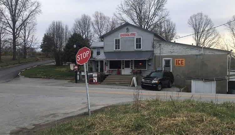 Lenoxburg Store, Bracken County, KY (Photoy by Amanda Kool)