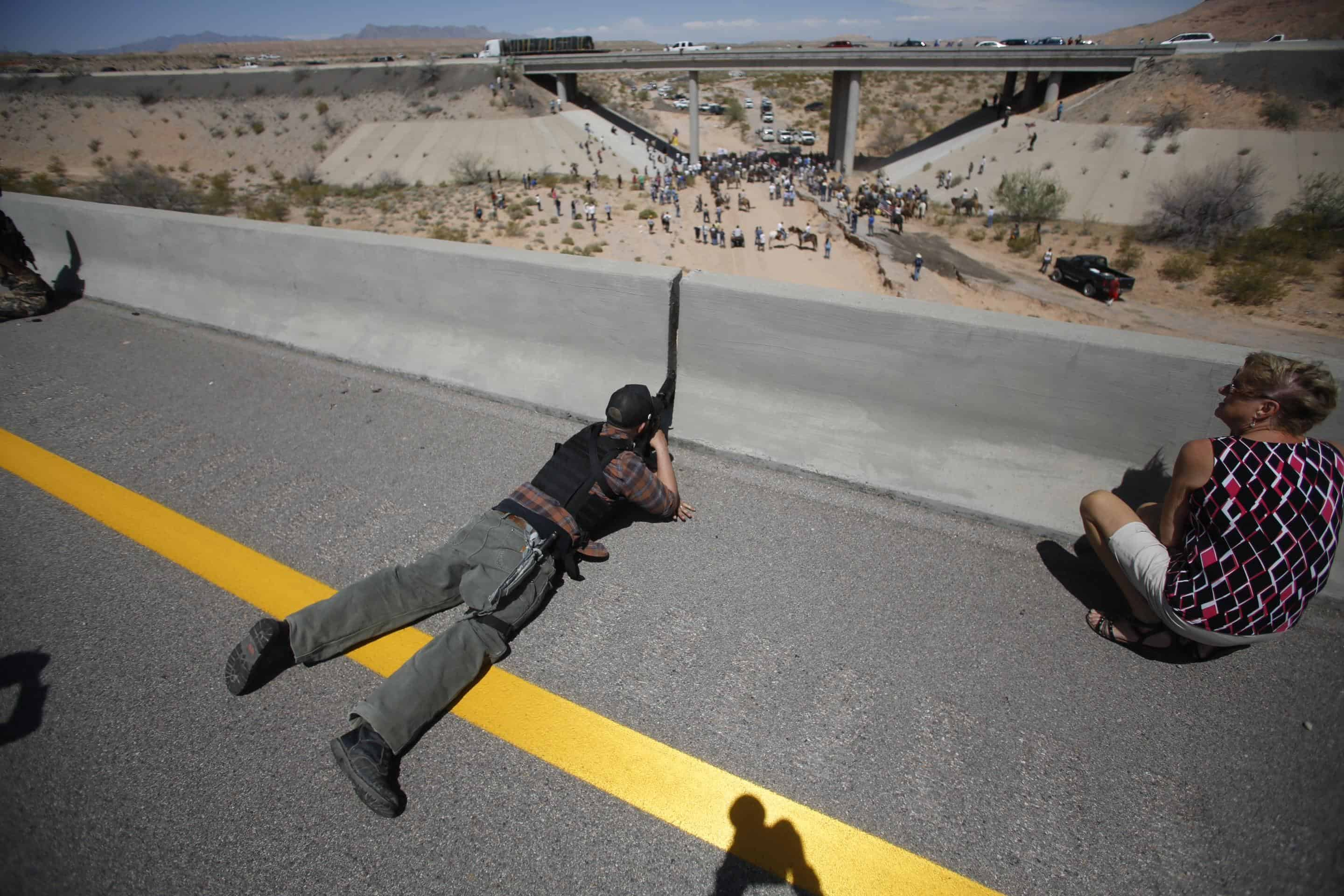 5 Years after Bundy Standoff: Social Media Inspires, Defines ...