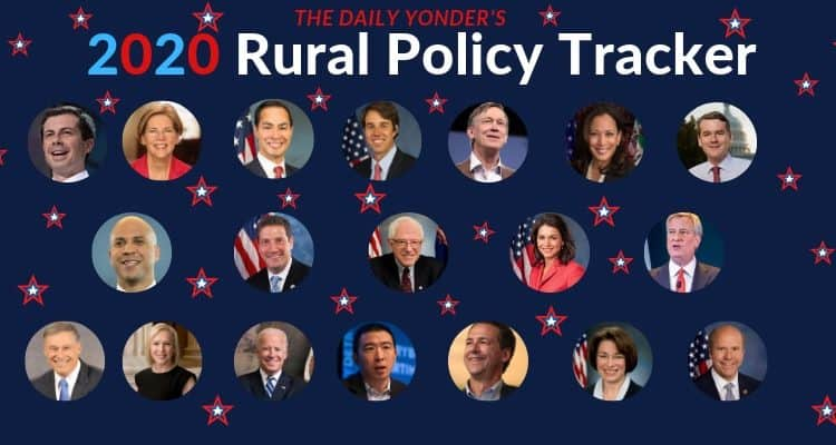 2020 Rural Policy Tracker
