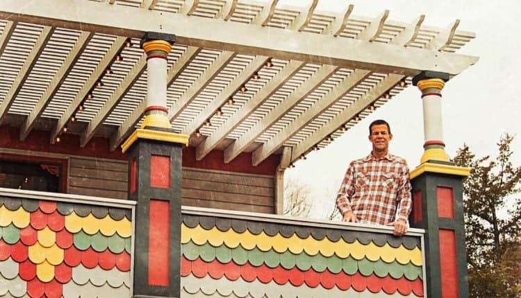 Joel Kuchera in Pergola (1)