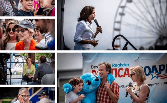 Photos from the Iowa State Fair