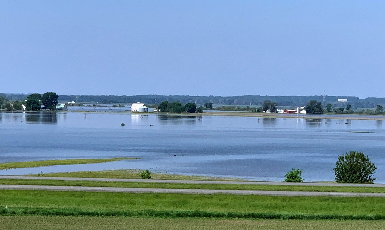 Missouri River flooding 2019