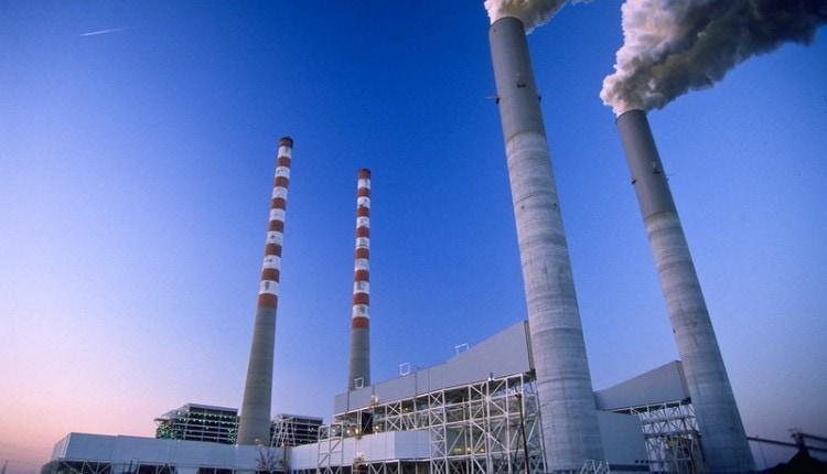 TVA Cumberland coal steam plant
