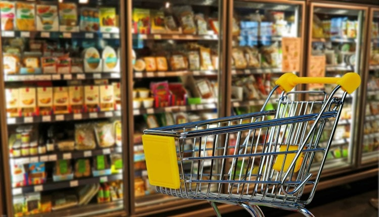 Canva – Cart in the Grocery