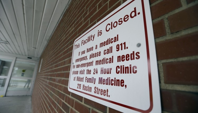 Rural Hospitals Hard Times