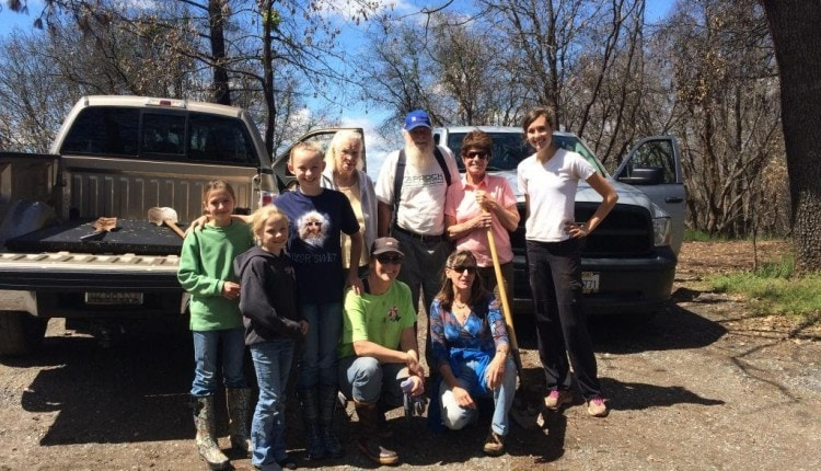 calaveras county work crew