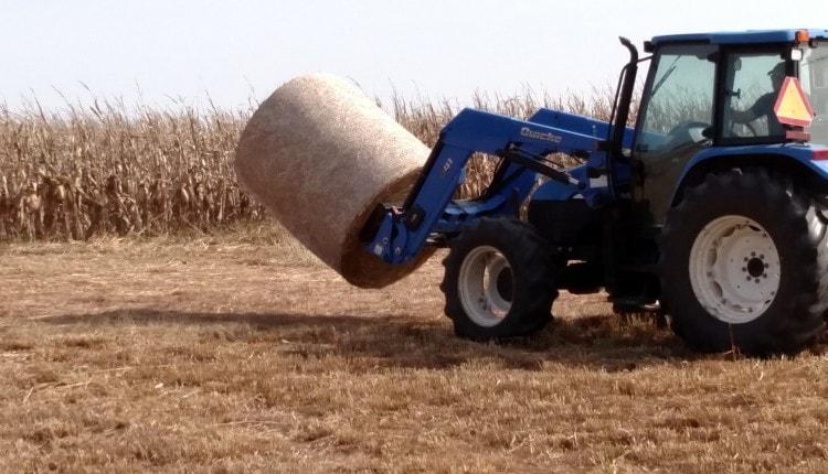 nebraska tractor hay bale 2016