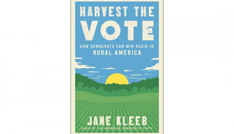 wide harvest the vote book cover